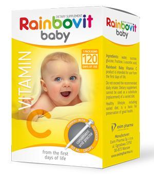 Rainbovit Vitamin C - null