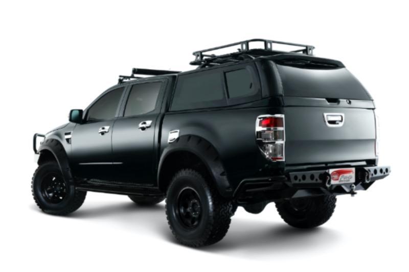 Sammitr Steel hardtop - Stalen hardtop voor pickup truck