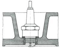 0414 - Bussole autofilettanti