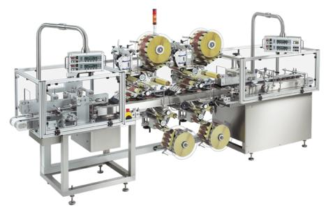 ELS 350 automatic labeller - Sous-titre 21