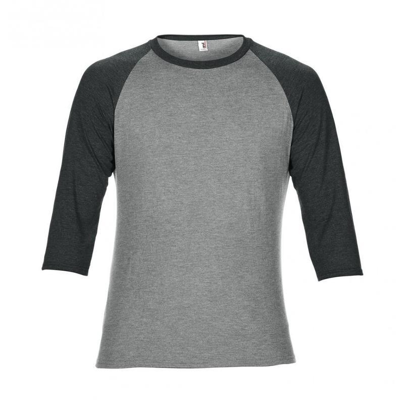 Tee-shirt manches 3/4 Raglan - Manches longues