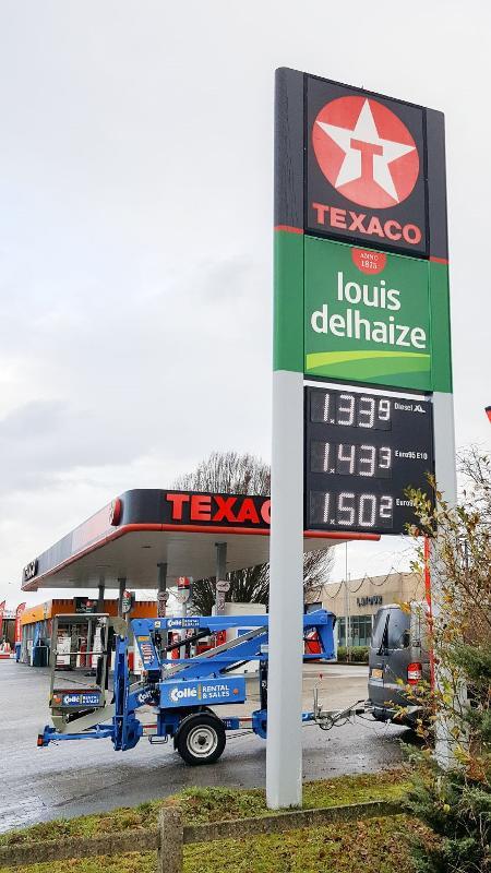 Affichage Prix Carburants -  Afficheurs spécifiques