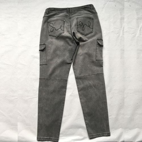 جينز المرأة -