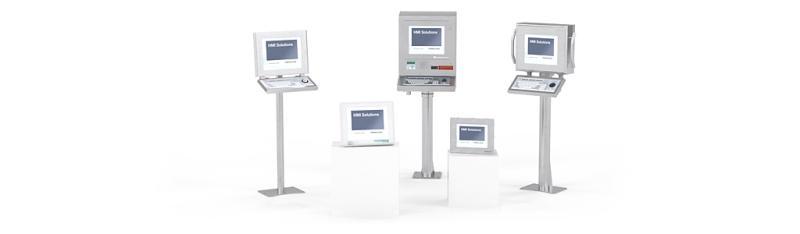Industrial Monitors+HMI Solutions