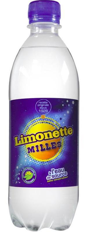 Limonette 50 cl - Boissons