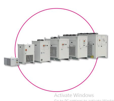 Tco Refrigeratori Industriali Per Olio - LINEA REFRIGERAZIONE
