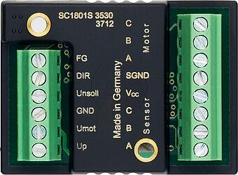 Speed Controllers Series SC 1801 S - null