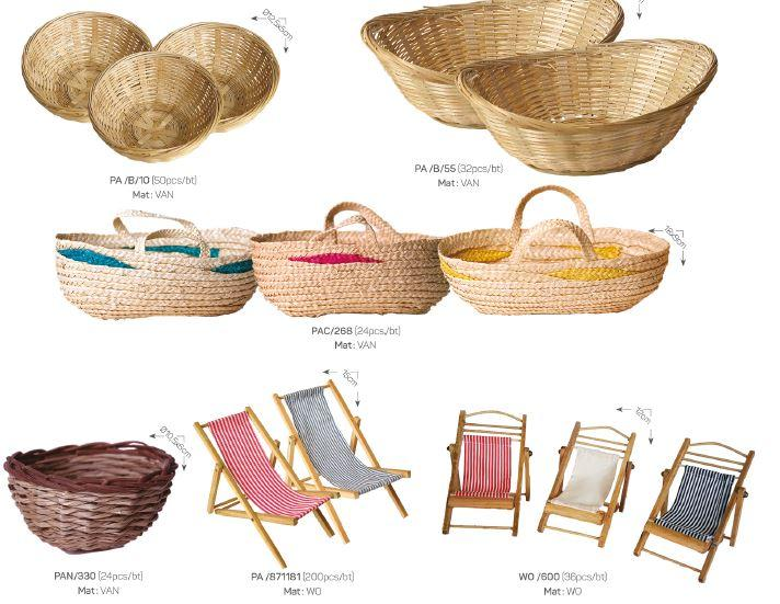 Filling accesories - Decoration items