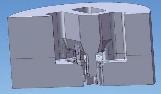 Aluminium extruded profiles -