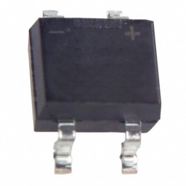 RECT BRIDGE GP 200V 0.8A MINIDIP - Diodes Incorporated HD02-T