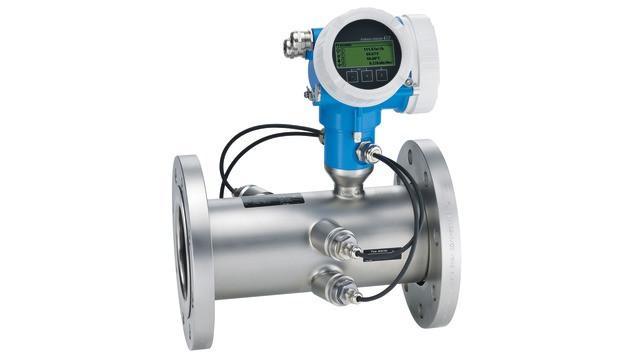 Proline Prosonic Flow B 200 Débitmètre ultrasonique
