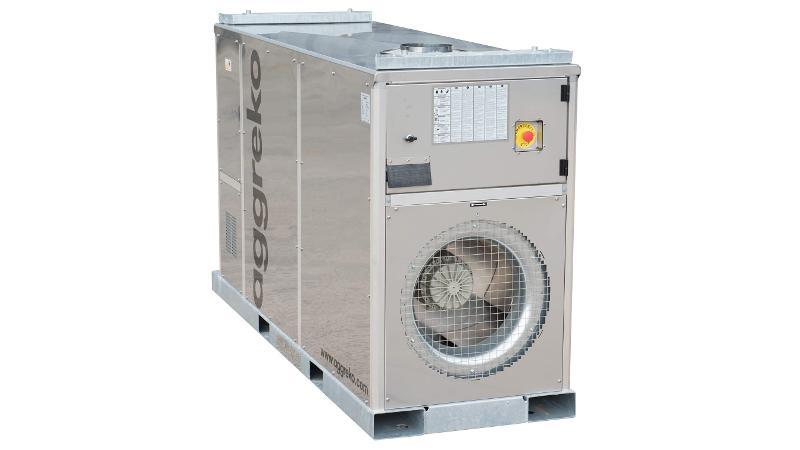 Noleggio Di Riscaldatori D'ambiente Diesel Indiretti Da 200 Kw - Noleggio Di Riscaldatore