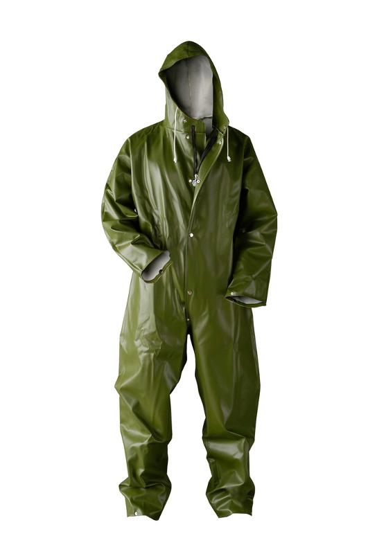 Spray overall - null
