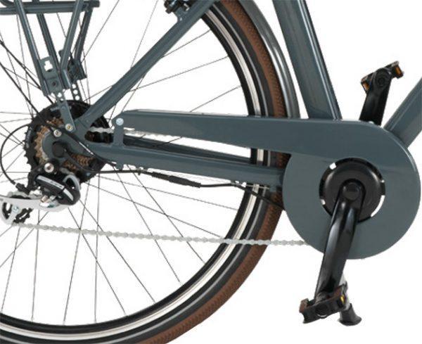 Via Veneto E-62 eléctrica – MAN motor de 250W, bateria de Li-ion 36V-13AH - Bicicletas Eléctricas