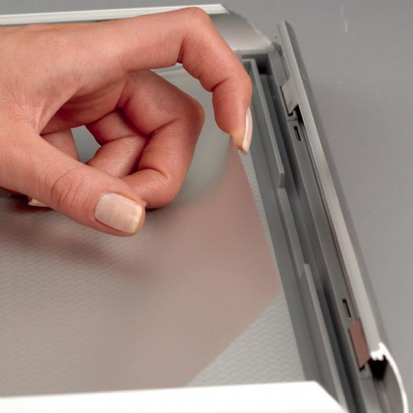 Opti Frames - Opti Cadre bord 25 mm coins 45° avec pied