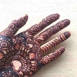 body art paste  henna - BAQ henna78614015jan2018