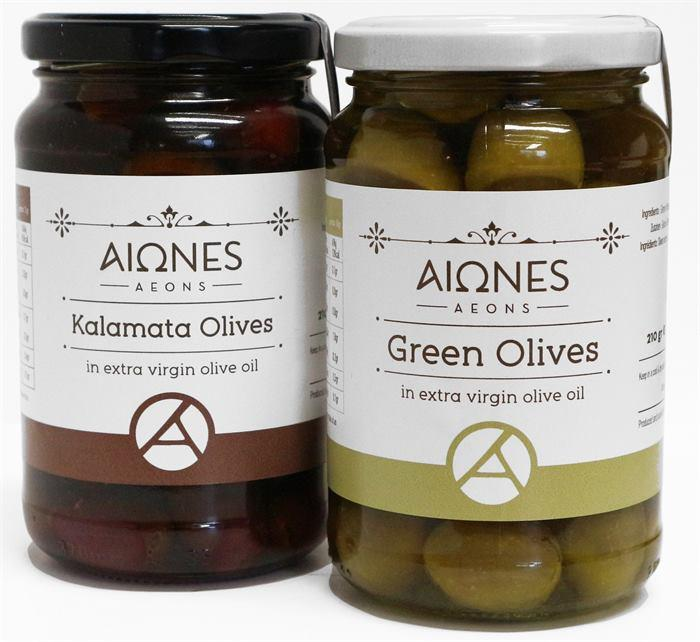 OLIVES - SUPERIOR quality olives