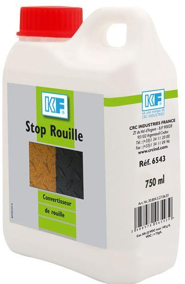 Produits anti-corrosion - STOP ROUILLE