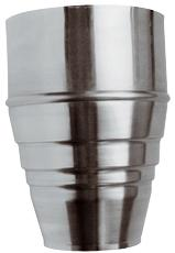 conical adapter - zinc - conical adapters