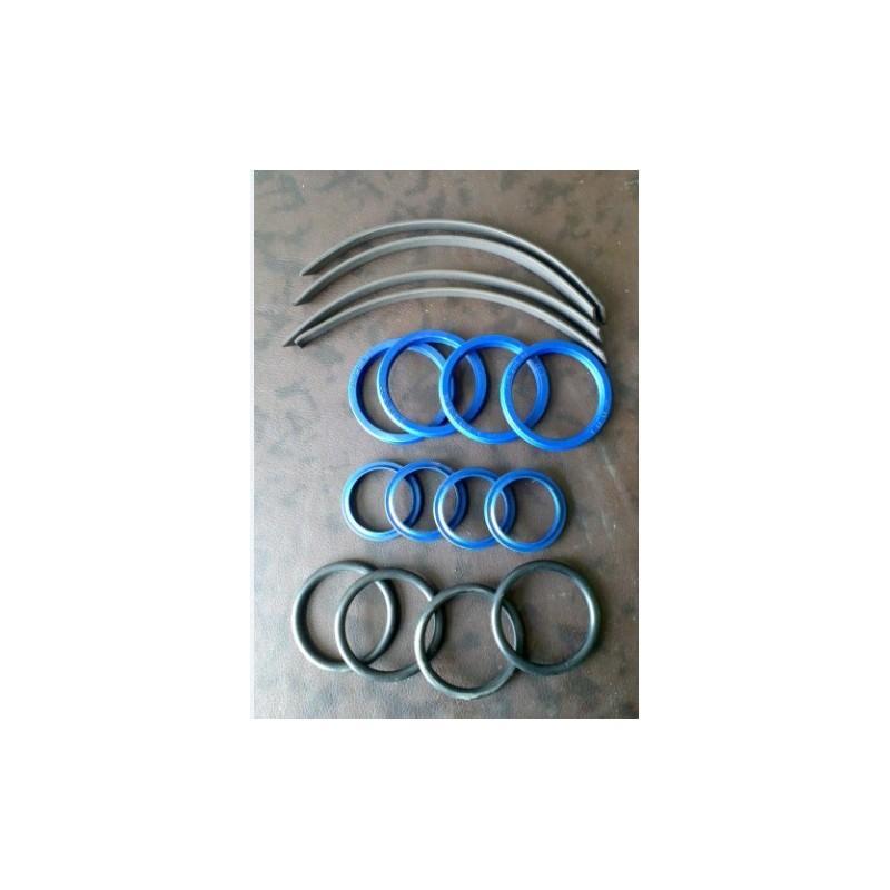 Jeu de joints pour vérins hydrauliques - Pieces-detachees