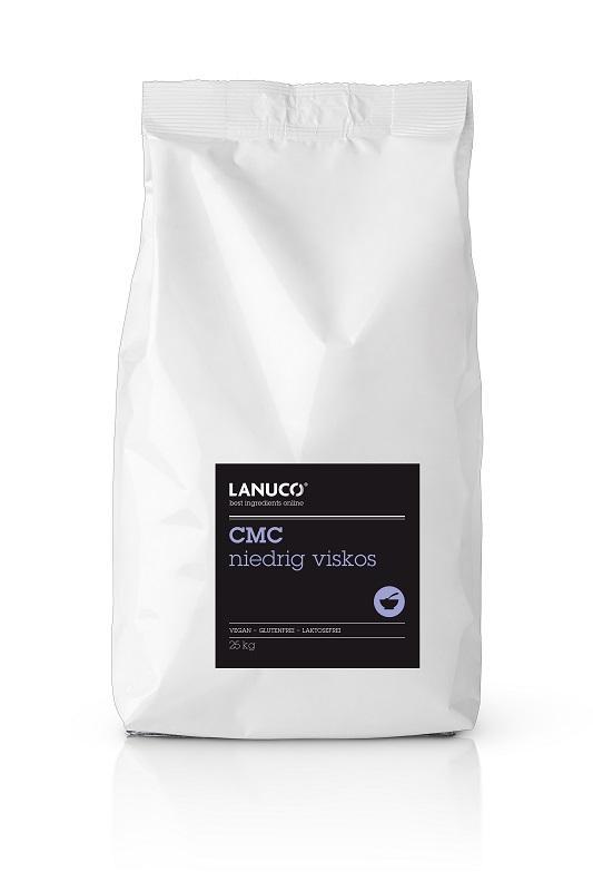 CMC, niedrig viskos - Verdickungsmittel, Stabilisator, Zuckerkleber