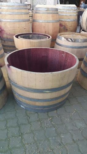 Un-Refurbished Half Cut Barrels -