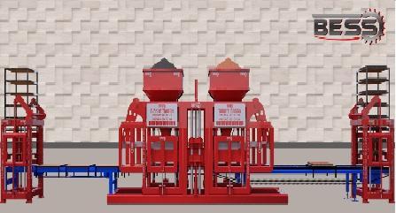 Mini Prs 402 Machine Parpaing Auto