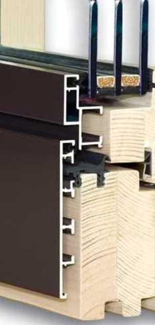Fenster Holz-Alu  - Quadrat | Quadrat FB