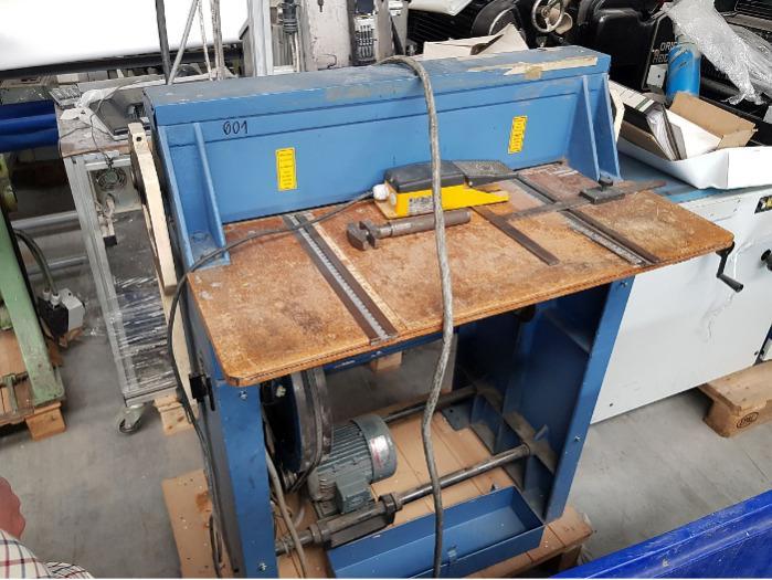 Bickel HK 3/68 - Used Machine