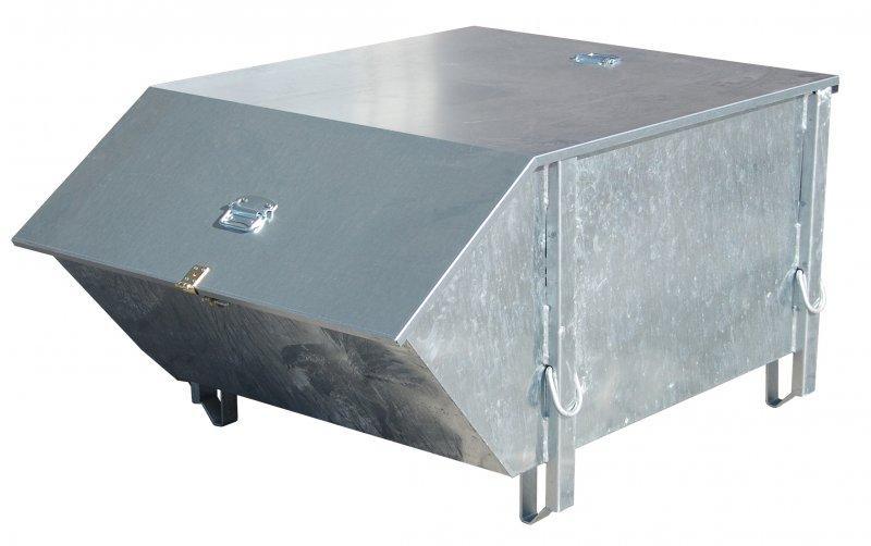 Baustoff-Behälter - Behälter für Baustoffe