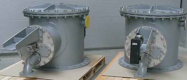 Reaktor aus der Offshore-Industrie  - Schweißkonstruktionen für Offshore-Industrie