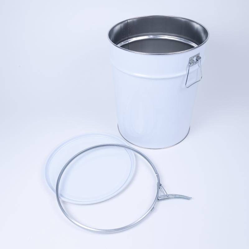 Hobbock 30 Liter, UN, außen weiß - Artikelnummer 450000769800