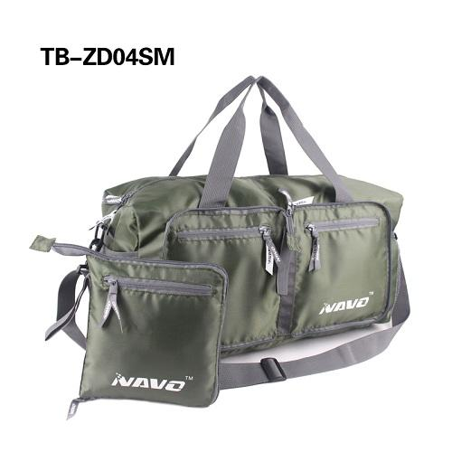 Duffel bag for sports - Foldable travel luggage duffle bag lightweight for sports,vacation
