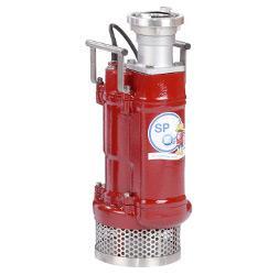 Submersible drainage pumps - SPT ® 215 to SPT ® 8220