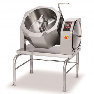 Cuiseur à sucre pour fabrication caramel et confitures