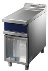 Cooking line 700 First Choice - NEUTRAL ELEMENT OPEN CABINET W=400MM