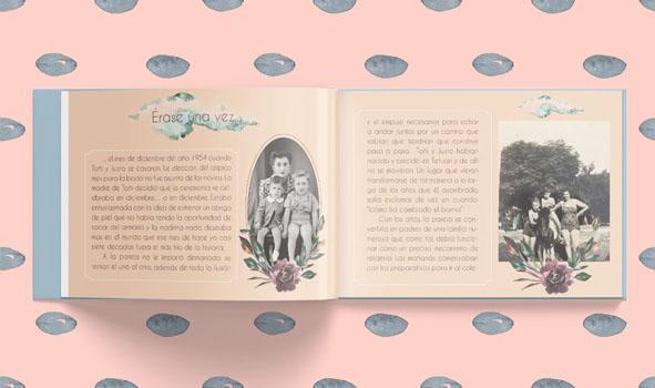 cuentos personalizados Bodas de Oro - cuentos personalizados sin plantillas