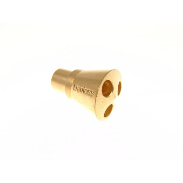 Verteiler Danfoss, Anschluss 12 mm ODM, Austritt 3 x 6... - Kälte Magnet- und Regelventile