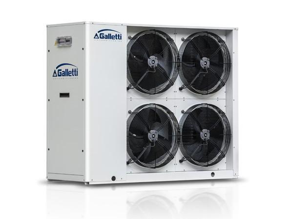 Pompe di calore e refrigeratori acqua MPE - MPE 4 - 76 kW