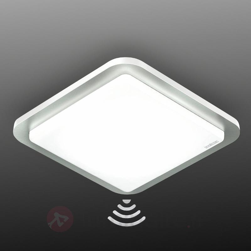 Inox - Plafonnier à capteur RS LED D2 - Plafonniers avec détecteur