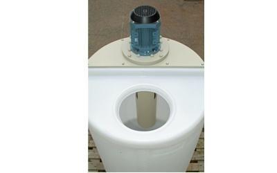 Agitatori industriali modello AP - Specifici per agitazione liquidi corrosivi