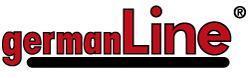 Wear Protection Rubber for Conveyor Belt Systems - germanLine® Black 60 mit CN-Schicht