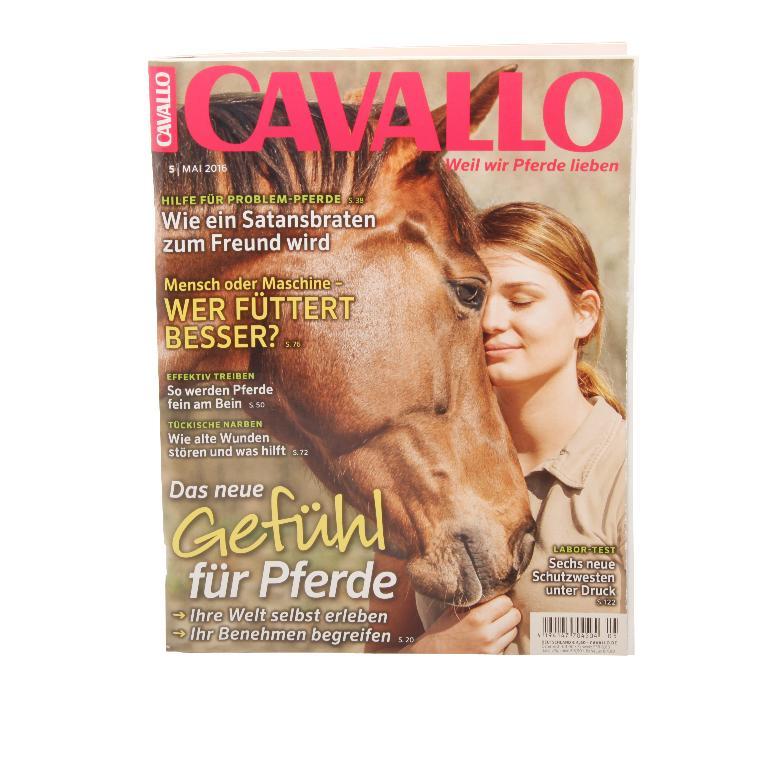 Cavallo – Mai 2016 - Bücher und Zeitschriften