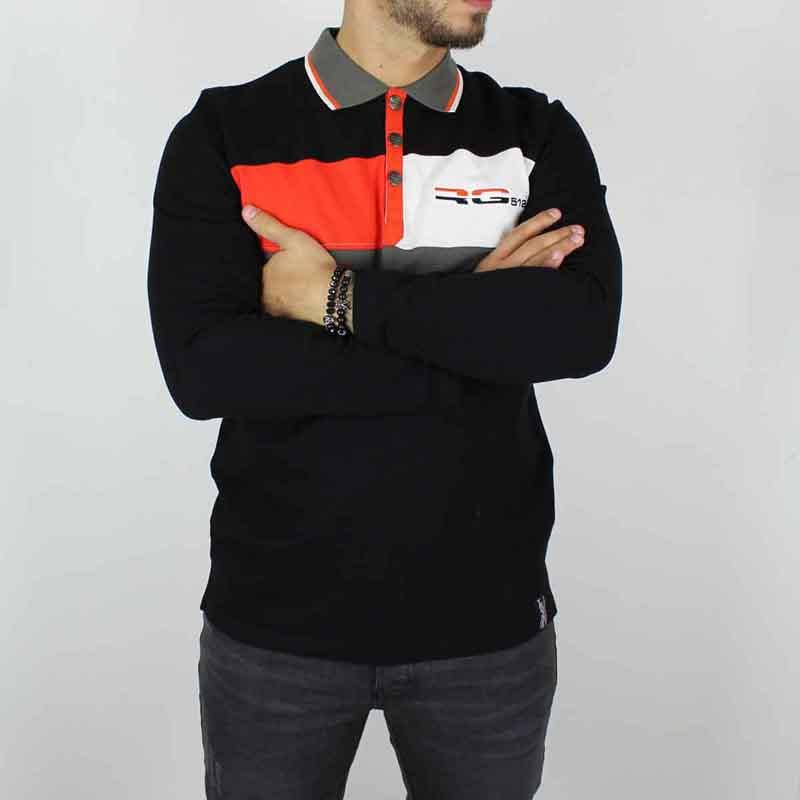 Großhändler Polo kleidung RG512 kind - T-shirt und polo langarm