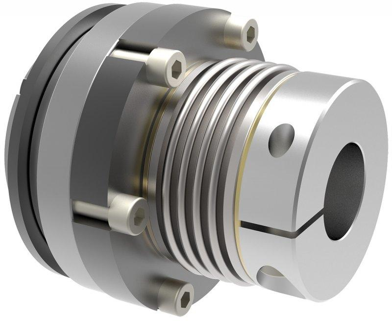 Safety coupling SKY-KP - Safety coupling SKY-KP for direct drives