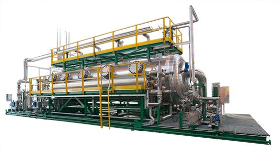 Oily Water Treatment Packages –  - Solid/Liquid Separation Systems