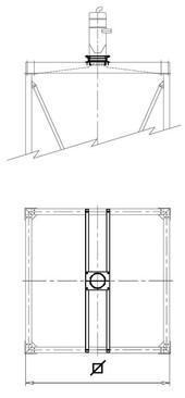 achberg flexible silo - Accessories