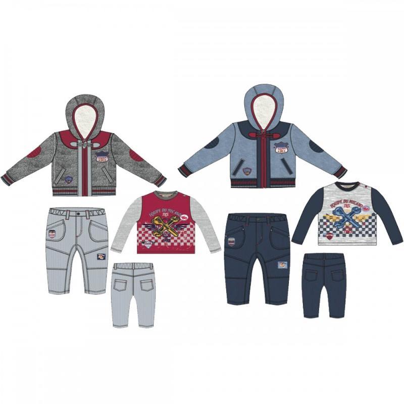 Ensemble 3 pieces Tom Kids du 3 au 24 mois - Vêtement hiver