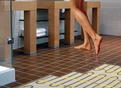 Producten gamma Enerco - Infrarood vloerverwarming matten