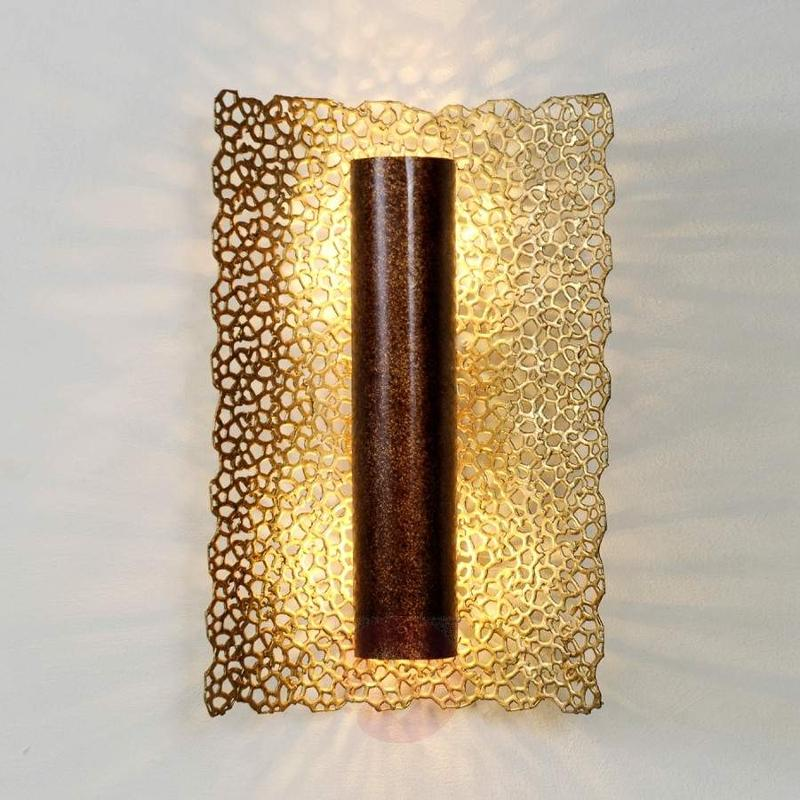 Exclusive wall lamp Utopistico gold - Wall Lights